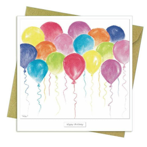 Happy Birthday - Balloons... card-Nook and Cranny - 2019 REI National Gift Store of the Year