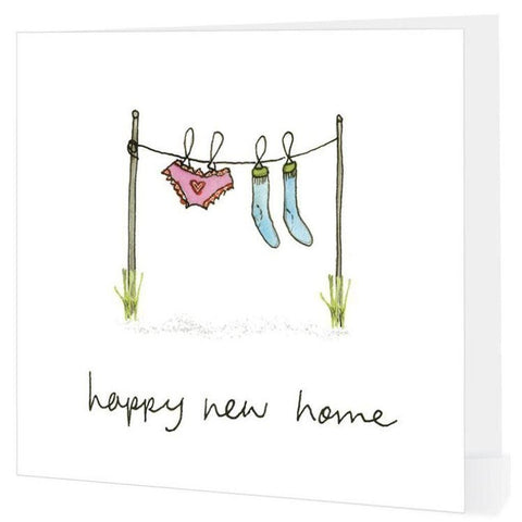 Happy New Home Card-Nook and Cranny - 2019 REI National Gift Store of the Year