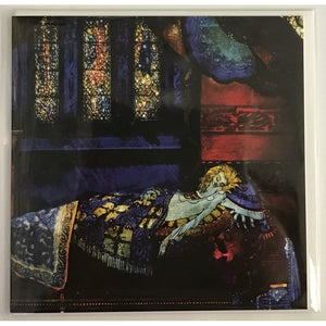 Harry Clarke - The Eve of St. Agnes Card-Nook and Cranny - 2019 REI National Gift Store of the Year