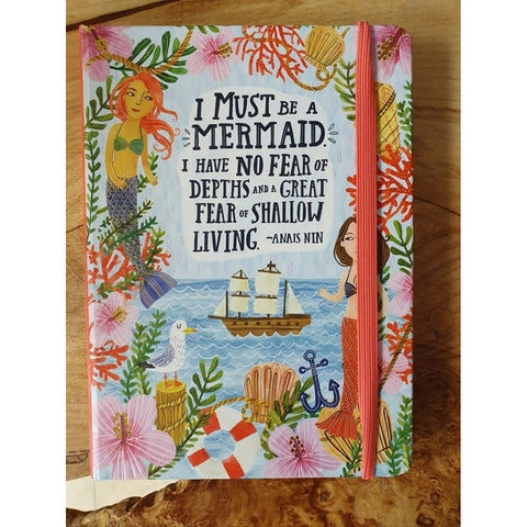 I Must Be A Mermaid Journal (Diary, Notebook)-Nook and Cranny - 2019 REI National Gift Store of the Year