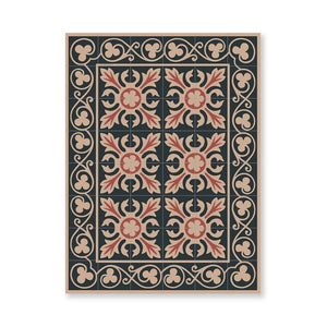 Italian Style Mat - from the Parma Collection (Sml)-Nook and Cranny - 2019 REI National Gift Store of the Year