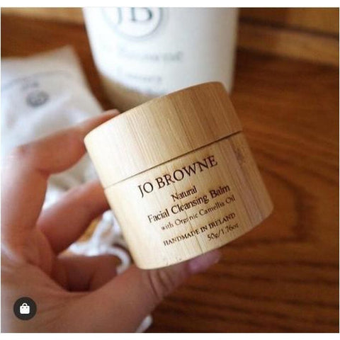 Jo Browne Facial Cleansing Balm - 100% Natural-Nook & Cranny Gift Store-2019 National Gift Store Of The Year-Ireland-Gift Shop