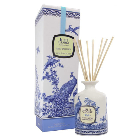 Julie Clarke - Jasmine & Wild Honeysuckle Diffuser-Nook and Cranny - 2019 REI National Gift Store of the Year