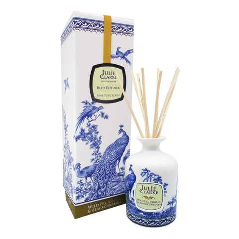 Julie Clarke - Wild Fig, Blackcurrant & Vanilla Diffuser (NEW FRAGRANCE)-Nook & Cranny Gift Store-2019 National Gift Store Of The Year-Ireland-Gift Shop