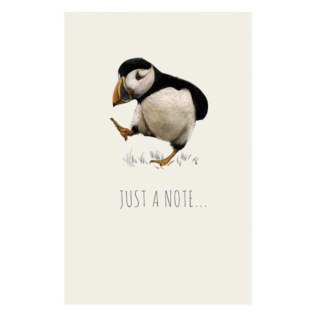 Just A Note Cards - Pack of 10-Nook & Cranny Gift Store-2019 National Gift Store Of The Year-Ireland-Gift Shop