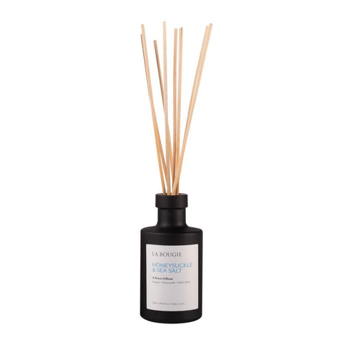 La Bougie - Honeysuckle & Sea Salt Fragrance Diffuser-Nook and Cranny - 2019 REI National Gift Store of the Year