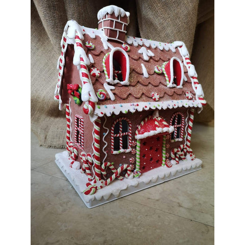 Light Up Gingerbread House - Large-Nook and Cranny - 2019 REI National Gift Store of the Year