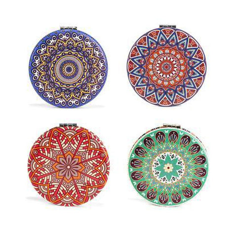 Mandala Pocket Mirror-Nook & Cranny Gift Store-2019 National Gift Store Of The Year-Ireland-Gift Shop