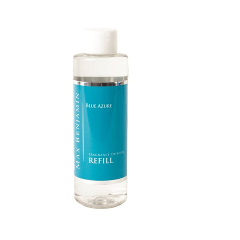 Max Benjamin - Blue Azure Diffuser Refill-Nook and Cranny - 2019 REI National Gift Store of the Year