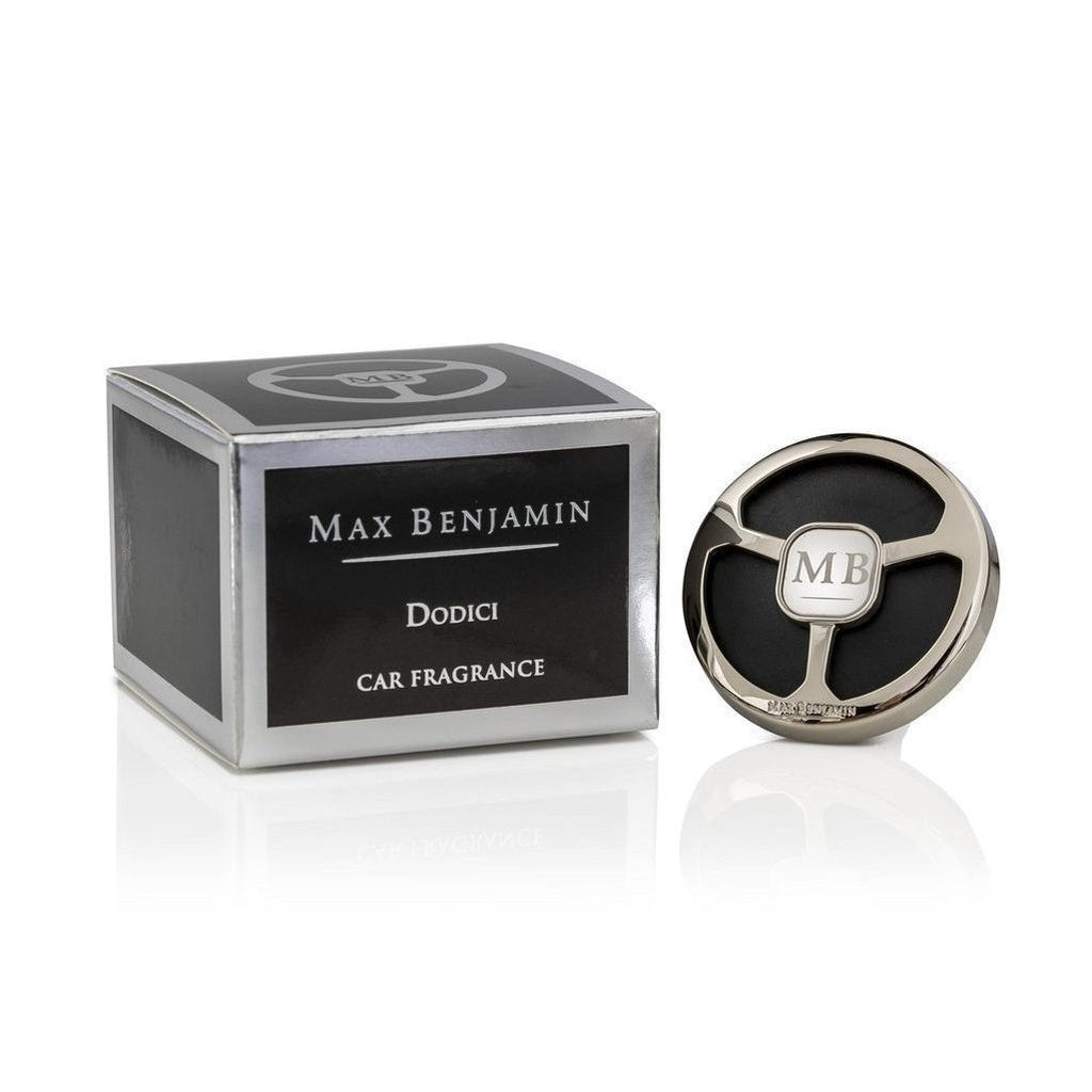Max Benjamin - Dodici Luxury Car Fragrance-Nook & Cranny Gift Store-2019 National Gift Store Of The Year-Ireland-Gift Shop