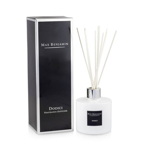 Max Benjamin - Dodici Luxury Diffuser-Nook and Cranny - 2019 REI National Gift Store of the Year