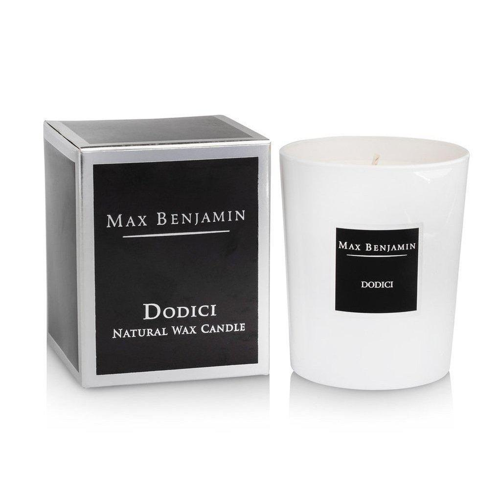 Max Benjamin - Dodici Luxury Natural Candle-Nook and Cranny - 2019 REI National Gift Store of the Year
