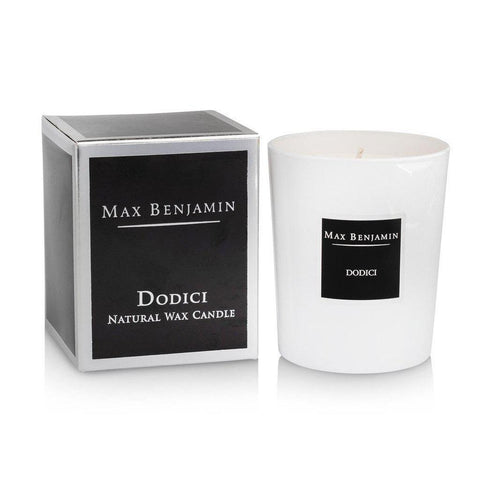 Max Benjamin - Dodici Luxury Natural Candle-Nook & Cranny Gift Store-2019 National Gift Store Of The Year-Ireland-Gift Shop