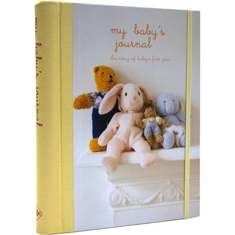 My Babys Journal (Hardback)-Nook and Cranny - 2019 REI National Gift Store of the Year