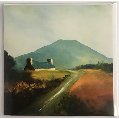 On the Road - Padraig McCaul Card-Nook & Cranny Gift Store-2019 National Gift Store Of The Year-Ireland-Gift Shop