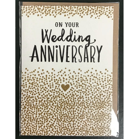 On Your Wedding Anniversary - Card-Nook & Cranny Gift Store-2019 National Gift Store Of The Year-Ireland-Gift Shop
