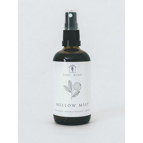 Organic Aromatherapy Room Spray - Mellow Mist-Nook and Cranny - 2019 REI National Gift Store of the Year