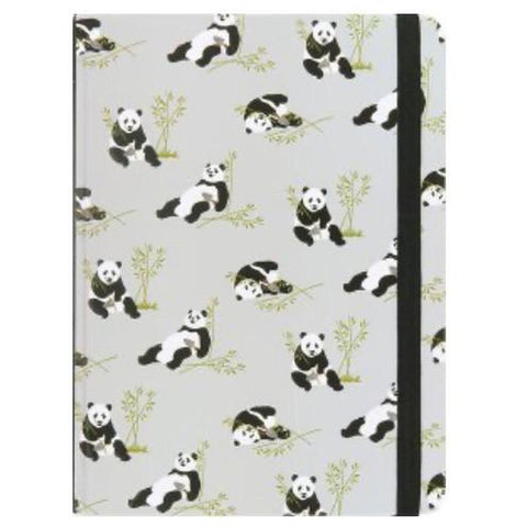 Pandas Journal (Diary, Notebook)-Nook and Cranny - 2019 REI National Gift Store of the Year