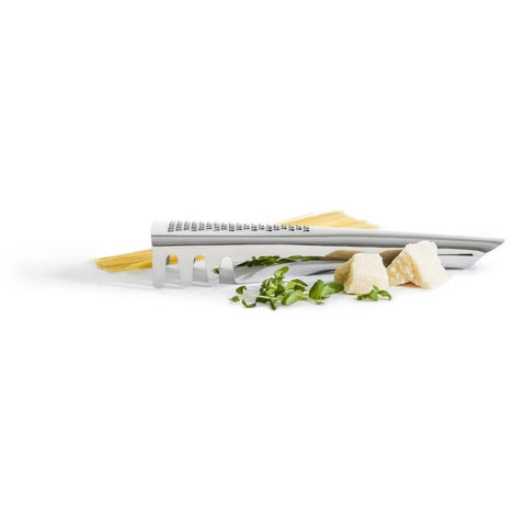 Pasta Server with Parmesan Grater-Nook and Cranny - 2019 REI National Gift Store of the Year