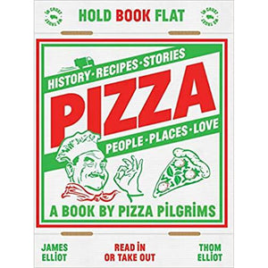 Pizza - History Recipes Stories-Nook and Cranny - 2019 REI National Gift Store of the Year
