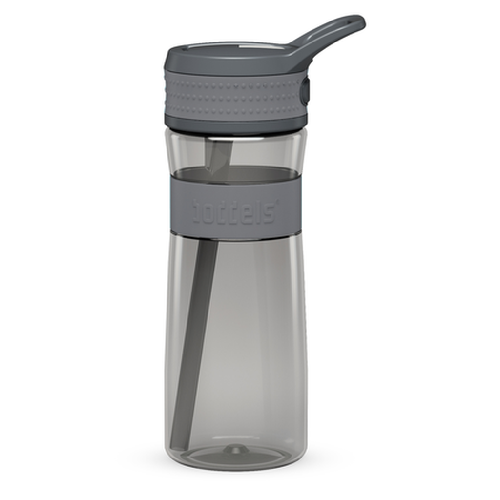 Practical drinking bottle 600ml - Light Grey / Grey-Nook and Cranny - 2019 REI National Gift Store of the Year