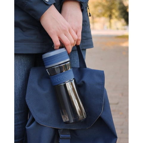 Practical drinking bottle 600ml - Night Blue / Grey-Nook and Cranny - 2019 REI National Gift Store of the Year