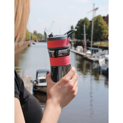 Practical drinking bottle 600ml - Raspberry Red-Nook and Cranny - 2019 REI National Gift Store of the Year