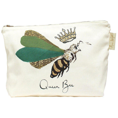Queen Bee - Wash Bag-Nook and Cranny - 2019 REI National Gift Store of the Year