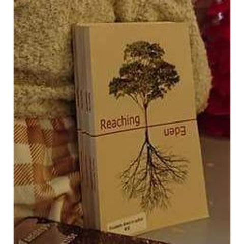 Reaching Eden - A book of poetry penned by Dave Delaney (Laois)-Nook and Cranny - 2019 REI National Gift Store of the Year