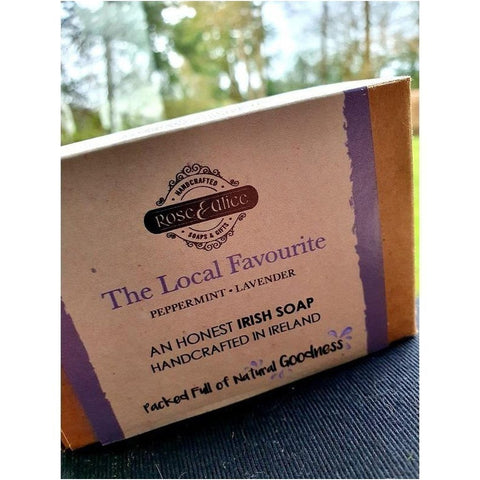 Rose & Alice Handcrafted Soap - The Local Favourite-Nook and Cranny - 2019 REI National Gift Store of the Year