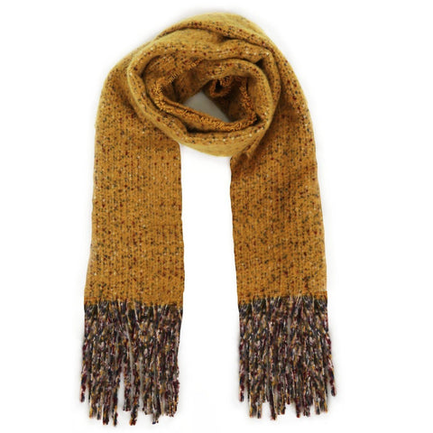 Sandie Scarf in Mustard-Nook and Cranny - 2019 REI National Gift Store of the Year