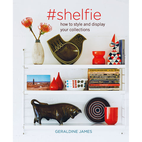 #Shelfie Hardback Book-Nook and Cranny - 2019 REI National Gift Store of the Year