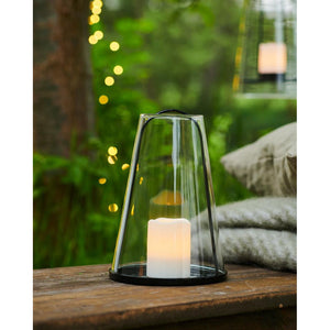 Contemporary Table Glass Lantern - for those shining moments all year round!-Nook & Cranny Gift Store-2019 National Gift Store Of The Year-Ireland-Gift Shop