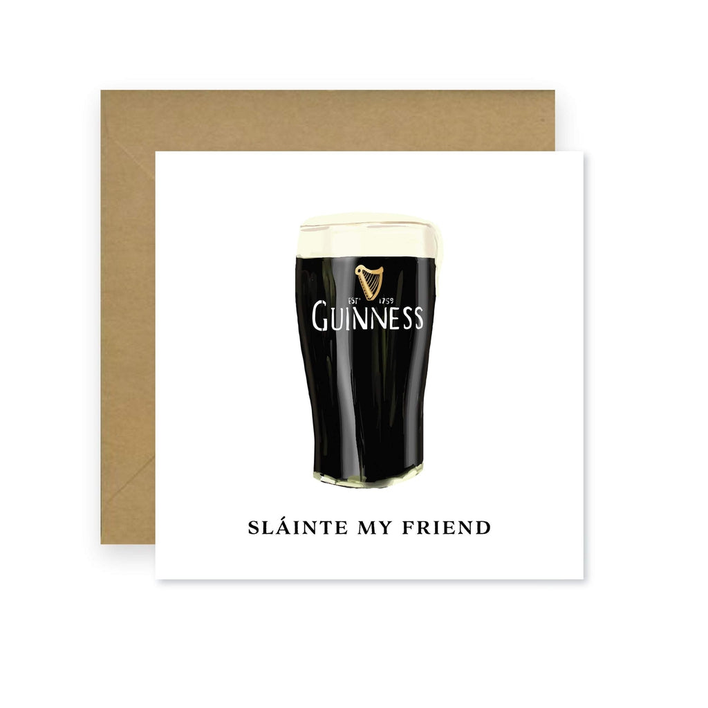 Slainte my Friend - Card-Nook and Cranny - 2019 REI National Gift Store of the Year