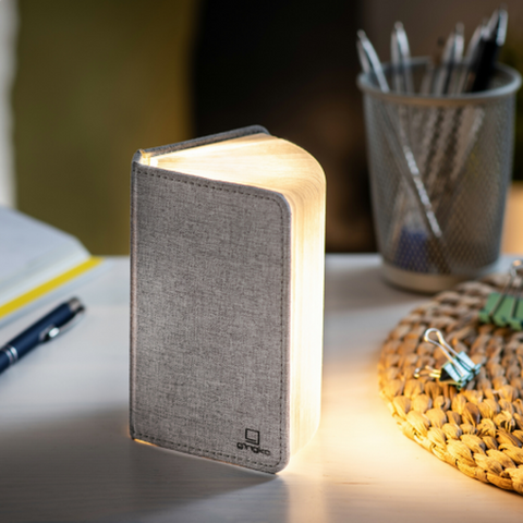 Smart Book Light - Mini Urban Grey-Nook and Cranny - 2019 REI National Gift Store of the Year