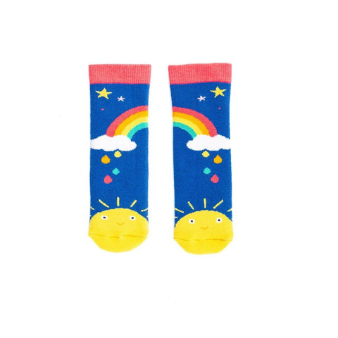 Sunshine Welly Socks Age 1-2 years old.-Nook and Cranny - 2019 REI National Gift Store of the Year