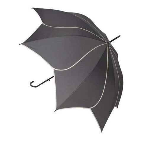 Swirl Stick Umbrella - Charcoal-Nook and Cranny - 2019 REI National Gift Store of the Year