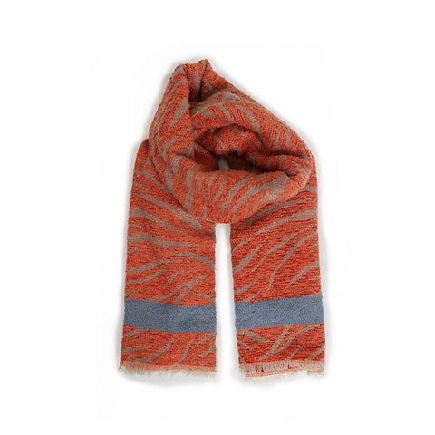 Tabitha Scarf in Tangerine-Nook and Cranny - 2019 REI National Gift Store of the Year