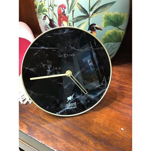 Tabletop silent wall clock - 20cm-Nook and Cranny - 2019 REI National Gift Store of the Year