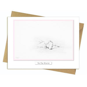 Ten Tiny Miracles (Pink) - Card-Nook & Cranny Gift Store-2019 National Gift Store Of The Year-Ireland-Gift Shop