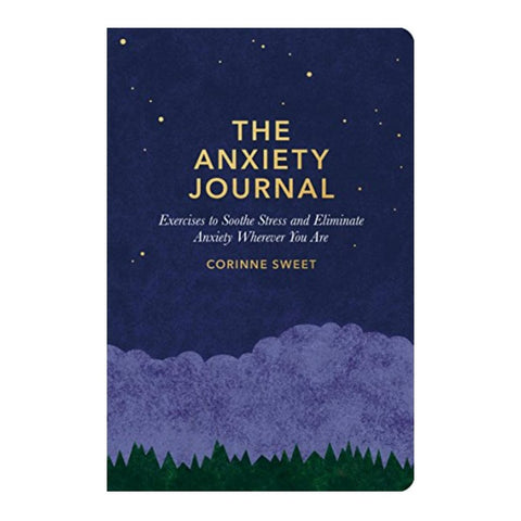 The Anxiety Journal-Nook and Cranny - 2019 REI National Gift Store of the Year