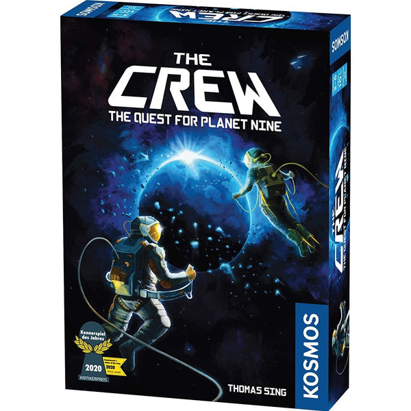 The Crew - Board Game-Nook and Cranny - 2019 REI National Gift Store of the Year