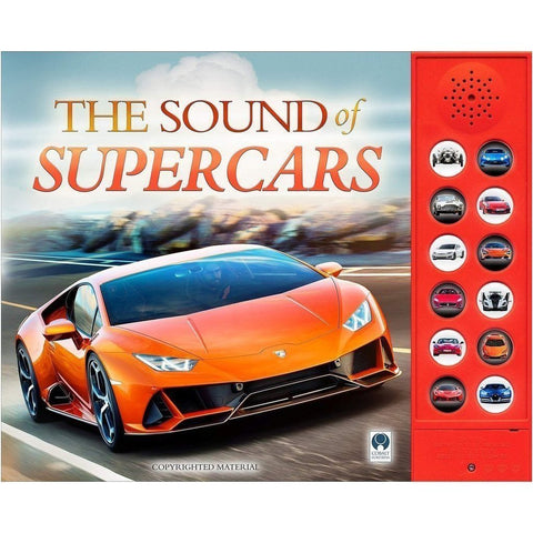 The Sound of Supercars-Nook and Cranny - 2019 REI National Gift Store of the Year