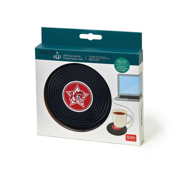 Vinyl Mug Warmer - Keeps your hot drink hot!-Nook & Cranny Gift Store-2019 National Gift Store Of The Year-Ireland-Gift Shop