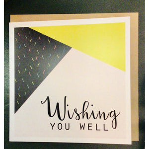 Wishing you well .... card-Nook & Cranny Gift Store-2019 National Gift Store Of The Year-Ireland-Gift Shop