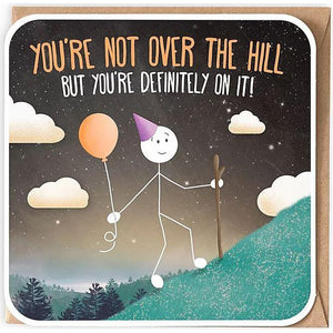 You're not over the hill-Nook and Cranny - 2019 REI National Gift Store of the Year