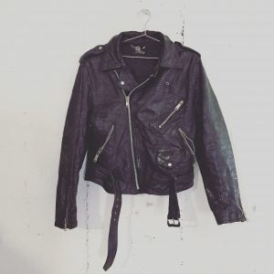 Leather Jacket Coolness?