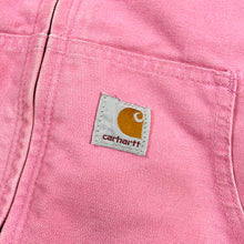 Load image into Gallery viewer, Rare! Pink Carhartt Jacket