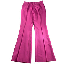 Load image into Gallery viewer, Vintage 70's Deadstock Panhandle Slim Pink Pants