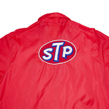 Load image into Gallery viewer, 1960's STP Motor Oil Racing Company Windbreaker